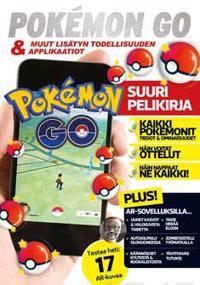Pokemon Go amp; muut lisätyn todellisuuden applikaatiot