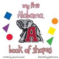 My First Alabama Book of Shapes