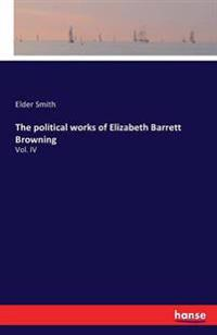 The Political Works of Elizabeth Barrett Browning