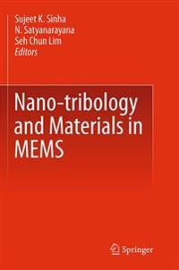 Nano-tribology and Materials in MEMS