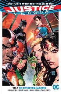 Justice League 1
