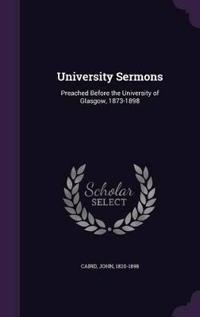 University Sermons