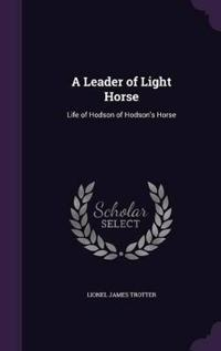 A Leader of Light Horse