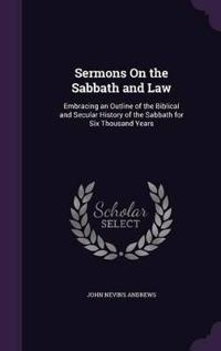 Sermons on the Sabbath and Law