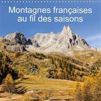 Montagnes Francaises Au Fil Des Saisons 2017