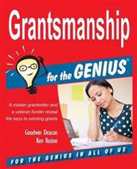 Grantsmanship for the Genius