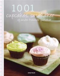 1001 cupcakes, småkaker og andre fristende godsaker