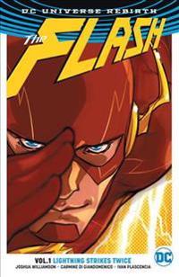 The Flash, Volume 1: Lightning Strikes Twice (Rebirth)