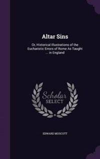 Altar Sins