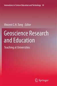 Geoscience Research and Education