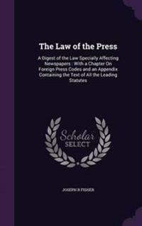 The Law of the Press