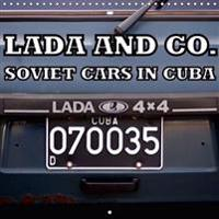 Lada and Co. Soviet Cars in Cuba 2017