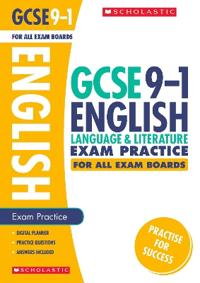 English language and literature exam practice book for all boards