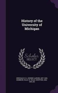 History of the University of Michigan