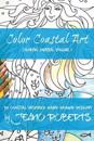 Color Coastal Art - Travel Size: Coastal Coloring Journal