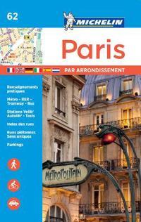Michelin Paris par Arrondissements