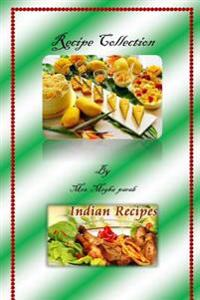 Recipe Collection from India: Taste of India