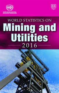 World Statistics on Mining and Utilities 2016