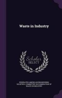 Waste in Industry