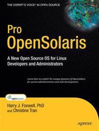 Pro OpenSlaris