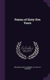 Poems of Sixty-Five Years