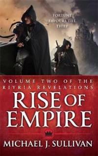 Rise of empire - the riyria revelations