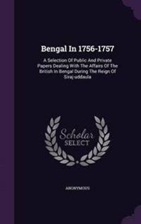 Bengal in 1756-1757