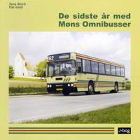 De sidste år med Møns Omnibusser