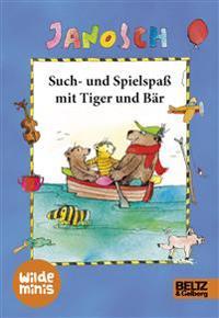 Such- und Spielspaß mit Tiger und Bär
