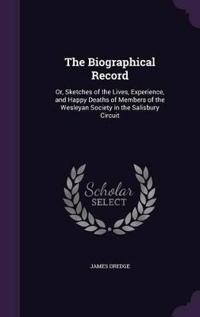 The Biographical Record
