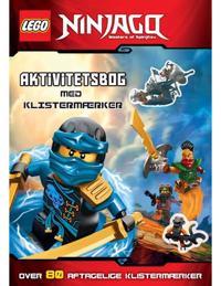 LEGO(r) Ninjago. En aktivitetsbog med klistermærker