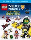 Lego nexo knights. Upptäck Knighton - kul fakta med klistermärken