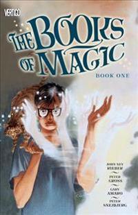 The Books of Magic 1