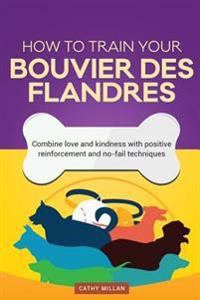 How to Train Your Bouvier Des Flandres (Dog Training Collection): Combine Love and Kindness with Positive Reinforcement and No-Fail Techniques