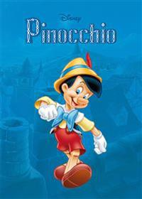 Disney Fönsterbok: Pinocchio