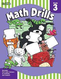 Math Drills: Grade 3