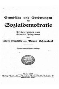 Grundsätze Und Forderungen Der Sozialdemokratie, Erläuterungen Zum Erfurter Programm