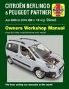 Citroen berlingo & peugeot partner diesel (june 08-16) 08 to 16