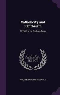 Catholicity and Pantheism