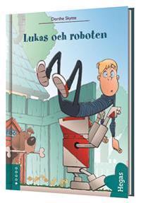 Lukas och roboten (bok+CD)