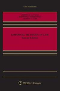Empirical Methods in Law