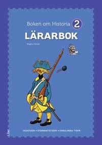 Boken om Historia 2 Lärarbok