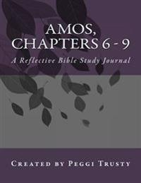 Amos, Chapters 6 - 9: A Reflective Bible Study Journal