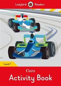 Cars Activity Book - Ladybird Readers Level 1