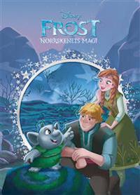 Frost - norrskenets magi. Disney Fönsterbok