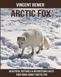 Arctic Fox: Beautiful Pictures & Interesting Facts Kids Book about Arctic Fox