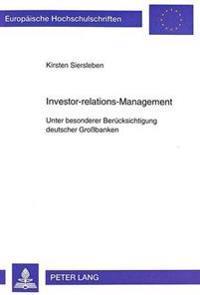 Investor-Relations-Management