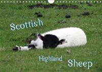 Scottish Highland Sheep (UK Version) 2017