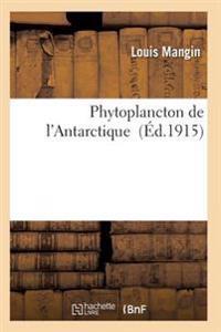 Phytoplancton de L'Antarctique