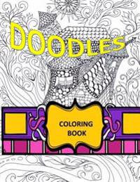 Doodles: Coloring Book